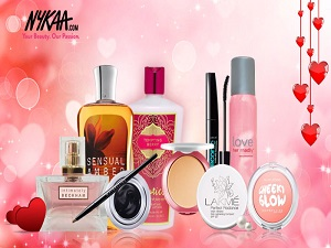 Nykaa shopping