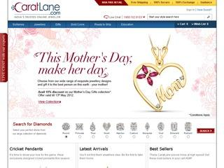 FLAT 5% OFF ON SOLITAIRES