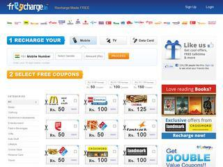 PURCHASE SOFT DRINK & GET RS. 20 FREE RECHARGE