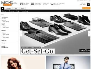 FLAT 25% OFF ON Rs.2500 @ JABONG